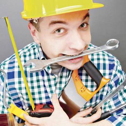 Инструменты для строительства и отделки